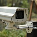 Closed-circuit television (CCTV) — Stock Photo