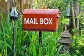 Rural Mail Box — Stock Photo