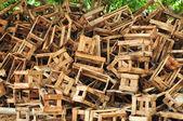 Crate — Stock Photo
