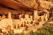 Cliff palace — Stockfoto