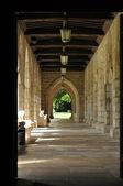 チャペルの回廊 — ストック写真