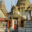 Temple Wat Pho Bangkok Thailand - Stock Photo