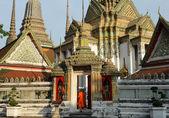 Chrám wat pho bangkok Thajsko — Stock fotografie