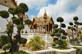 King Palace in Bangkok — Stock Photo