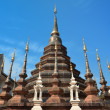 Stock Photo: Chiang Mai Wat PToTemple