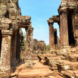 Ancient temple Bayon in Angkor Wat — Stock Photo #27756763