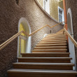 Stock Photo: Stairs in sanatorium