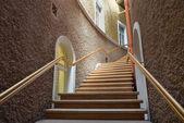 Stairs in sanatorium — Stock Photo