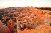 O nascer do sol do bryce canyon — Foto Stock