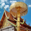 Wat Phrathat Doi Suthep Temple In Chiang Mai — Stock Photo