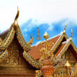 Wat Phrathat Doi Suthep Temple In Chiang Mai — Стоковая фотография