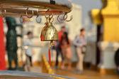 黄金の鐘 — ストック写真