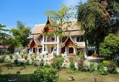 Wat chiang man temple — Stock Photo