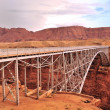 Navajo Bridge Marble Canyon — Stock Photo #48057961