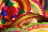 Chapeaux mexicains — Photo