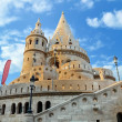 Fishermans Bastion — Stock Photo #49503019
