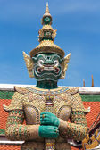 Dhosa Kiridhorn, statue guarding at Grand Palace, Bangkok — Stock Photo