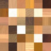 Odmiany drewna — Zdjęcie stockowe