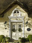 Entrance 1873 — Stock Photo