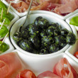 Stock Photo: Antipasti