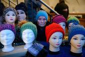 Parade of Hats — Stock Photo