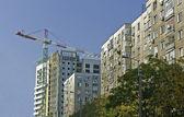 Appartamenti di nuova costruzione — Foto Stock