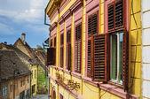 Sibiu architecture — Stock Photo
