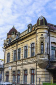 Old house in Bucharest — Stock Photo