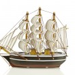 Traditional sailing ship from the Netherlands — Stock Photo #11493227