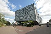 Moderno edificio di amsterdam, paesi bassi — Foto Stock