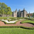 Medieval castle 'De Haar' in Netherlands — Stock Photo #13761322