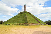 Pyramid from Austerlitz built in 1804 in the Netherlands — Stock Photo