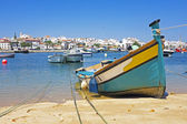 View on Lagos in Portugal — Stock Photo