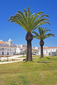 City center of Lagos in Portugal — Stock Photo