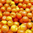 Stock Photo: Tomatoes in the supermarket