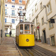 Stock Photo: Bictram in Lisbon Portugal