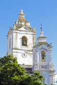 Church of St. Anthony in Lagos Portugal — Stock Photo