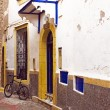 Old street in Essaouira Morocco — Foto Stock