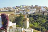 Мулай-Идрис; — наиболее священный город в Марокко. Именно здесь tha — Стоковое фото