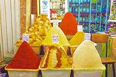 Spice market in Morocco — Stock Photo
