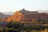 The fortified town of Ait ben Haddou near Ouarzazate Morocco — Stock Photo