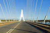 Portekiz portimao yakınındaki köprü — Stok fotoğraf