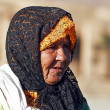 Old nomad woman — Stock Photo #37842925