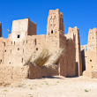 The fortified town of Ait ben Haddou near Ouarzazate Morocco — Stock Photo #39264193