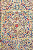 Ancient colored wood pattern — Stock fotografie