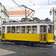 Stock Photo: Historical tram