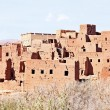 The fortified town of Ait ben Haddou near Ouarzazate Morocco on — Stock Photo #43155137