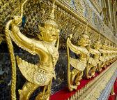 Ancient palace in Bangkok — Stock Photo
