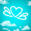 Cloud love — Stock Photo #31220437