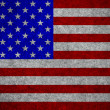 Background paper flag usa — Stock Photo
